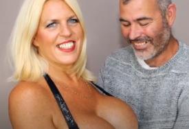 VODITELJ UZVIKNUO OD ŠOKA Pojavila se u emisiji sa GIGANTSKIM GRUDIMA nakon čak 10 operacija (VIDEO)