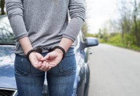 UHAPŠEN PLJAČKAŠ Dimitrije (20) upao u banku i uz prijetnju nožem oteo više od 6.000 evra