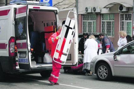 STRAŠNA EKSPLOZIJA Povrijeđeno 15 osoba, zadobili opekotine po cijelom tijelu