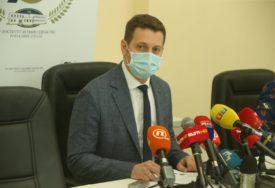OD NOŠENJA IZUZETI SAMO RIJETKI Zeljković: Svi moramo da imamo masku na otvorenom i to u svako doba