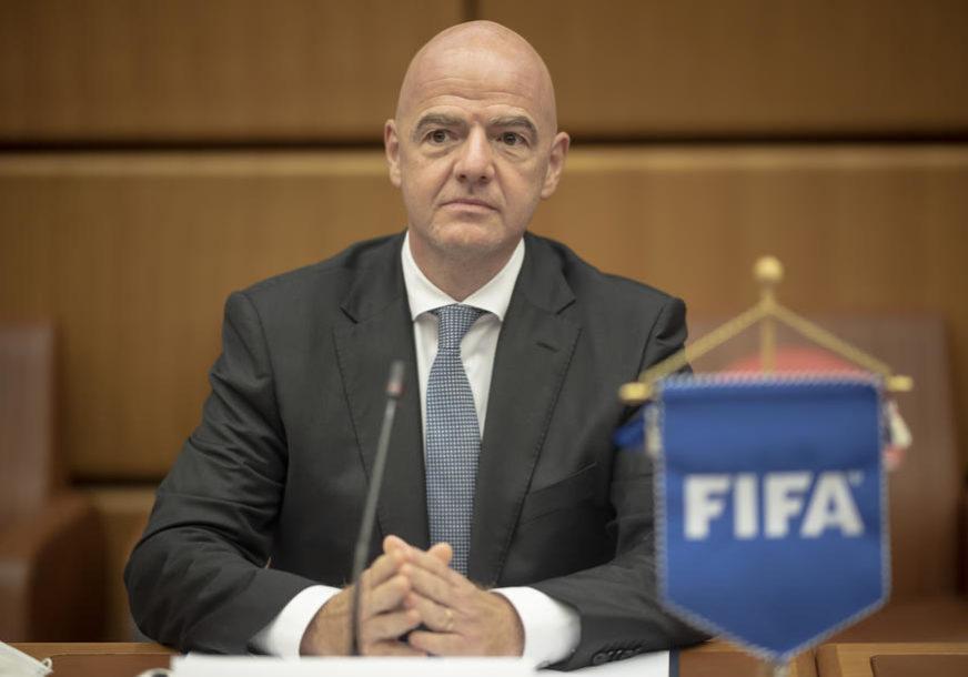 """DEMANTI FIFA """"Ne formiramo Super ligu u Evropi"""""""