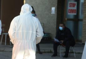 CRNI KORONA DAN U FBiH Umrlo 12 ljudi, još 1.219 osoba pozitivno na virus