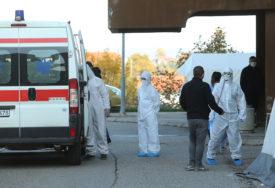 KORONA ODNIJELA DESET ŽIVOTA U Kantonu Sarajevo za dan potvrđeno još 90 pozitivnih
