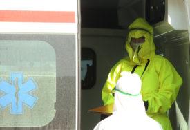 MAHOM MUŠKARCI, NAJMLAĐI IMA 20 GODINA Batonžić: Ukupno 175 pacijenata koji se liječe od korone u Areni