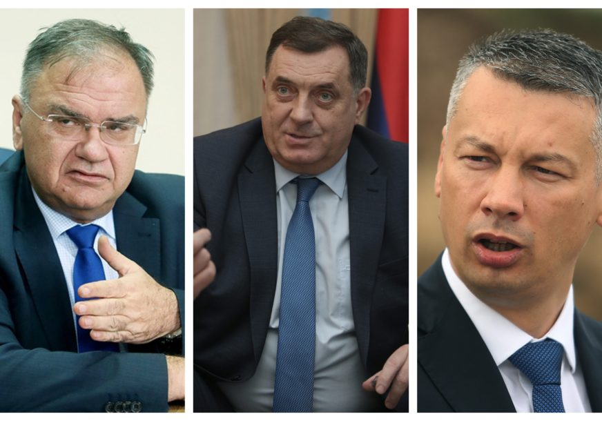 PDP JE IZAŠAO, A DNS STALNO IZLAZI IZ VLASTI Da li je Nešićevo napuštanje koalicije KOPIJA Ivanićevog iz 2009.