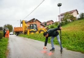 RJEŠAVANJE GORUĆEG PROBLEMA Počela izgradnja kanalizacije u Drakuliću