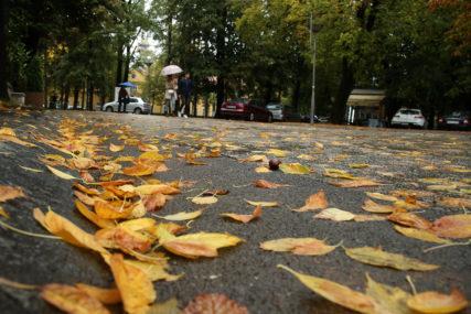 TMURAN PRVI DAN VIKENDA Danas oblačno s prolaznom kišom