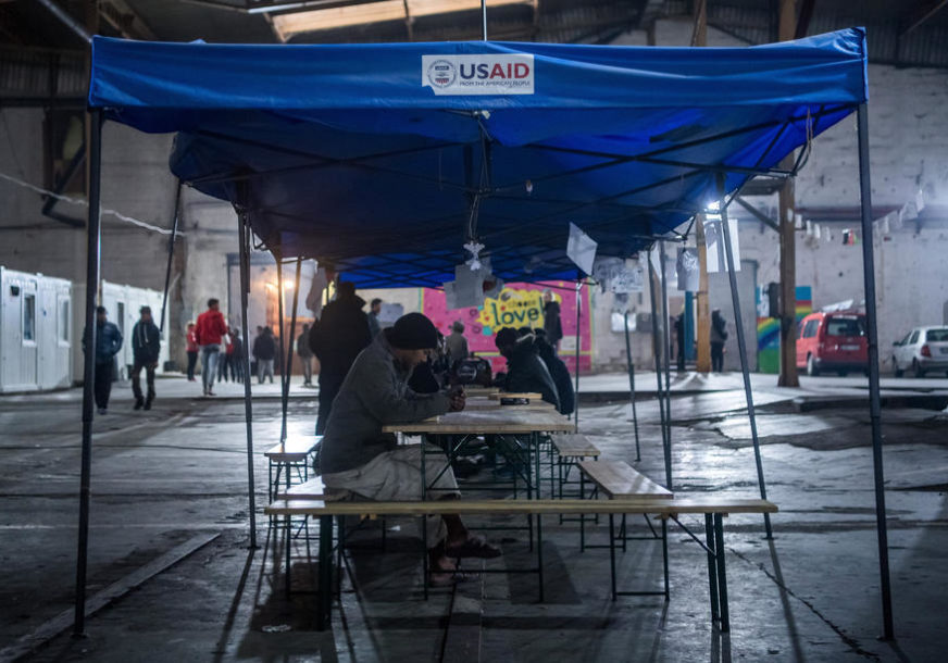 HITNA PRERASPODJELA BUDŽETA EU Zatraženo još 50 miliona KM za migrantske centre u BiH