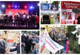 SVI KANDIDATI SIGURNI U POBJEDU Stranke širom Srpske zvanično započele kampanju (FOTO)