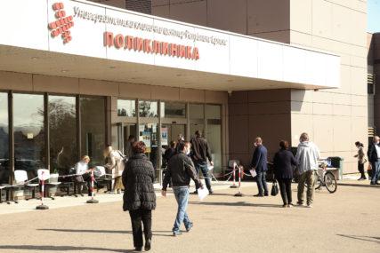 Jedna osoba prebačena u salu za reanimaciju: U UKC RS primljena tri migranta nakon incidenta u Banjaluci
