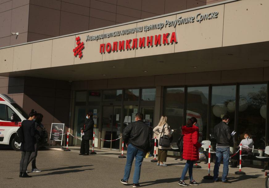 Drugo samoubistvo u ovom mjesecu: Pacijent skočio sa prozora UKC Srpske