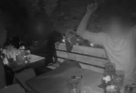 KORONA ŽURKA U ŽARIŠTU VIRUSA Provodili se bez maski, pa ekspresno kažnjeni (VIDEO)