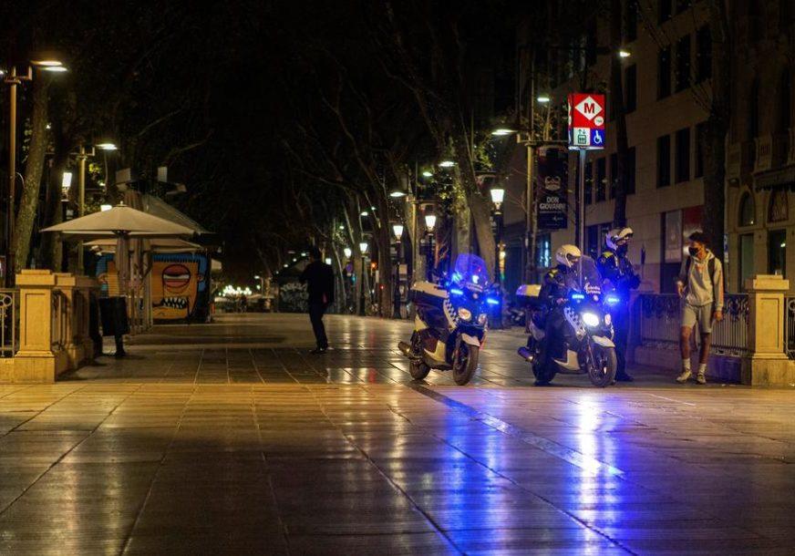 """""""LOKDAUN"""" POSLJEDNJA U NIZU ZABRANA Zatvorene granice španske regije u narednih 15 DANA"""
