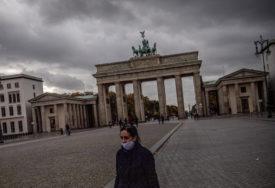 STRAH OD NASILJA NA SKUPU Njemačka razmatra zabranu protesta ispred saveznog parlamenta