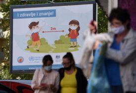MJERE DALE REZULTATE Zdravstveni kapaciteti u Crnoj Gori popunjeni su oko 30 odsto