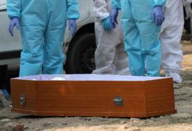 JEZIVA STOPA SMRTNOSTI Korona za osam mjeseci ubila TRI PUTA VIŠE LJUDI od gripa i upale pluća