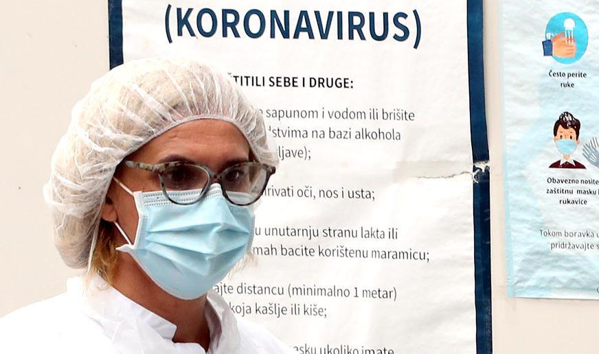 UMRLO 15 LJUDI Na području Federacije BiH zaraženo još 1.070 osoba