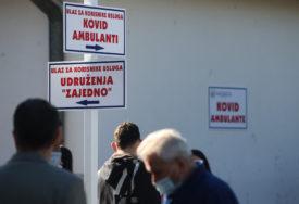 PREPORUČENO ZAKAZIVANJE Novo radno vrijeme ambulanti za respiratorne infekcije u Dolcu