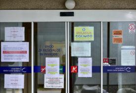 RASTE BROJ LJEKARA ZARAŽENIH KORONOM Najveća bolnica u Sloveniji traži volontere