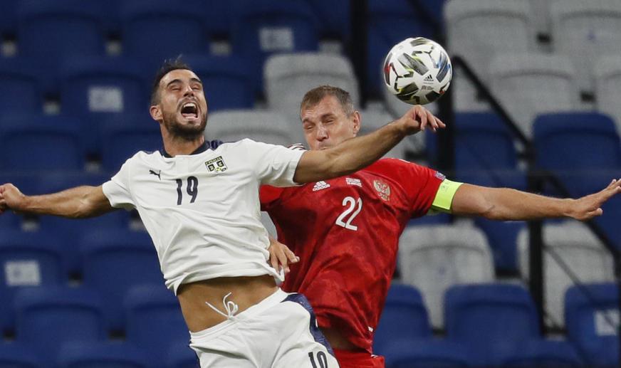 NOVO POJAČANJE Inter dovodi još jednog reprezentativca Srbije