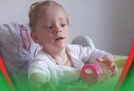MALA LAVICA NAS TREBA Jovanu rođenu sa 550 grama tri puta su oživljavali, a ona PJEVA I KAD JE NAJTEŽE (FOTO)