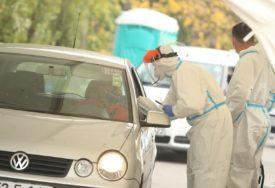 U BiH DO SAD PREMINULO 1.234 LJUDI Epidemija korone ne jenjava, AKTIVNO 20.773 SLUČAJEVA