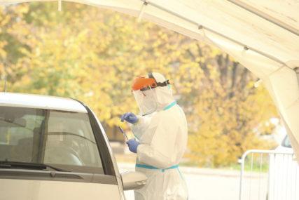ZNAČAJAN PAD BROJA NOVOZARAŽENIH U Hrvatskoj registrovano 646 novih slučajeva virusa korona