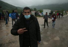 """""""MOŽE DOĆI DO VELIKIH PROBLEMA"""" Incidenti sa migrantima mogu da se preliju VAN KAMPOVA"""