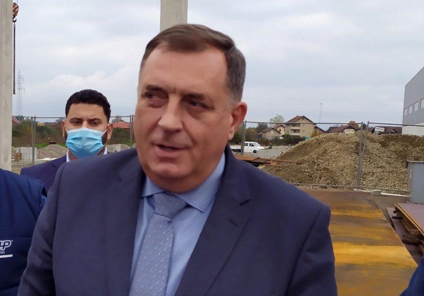 TELEGRAM SAUČEŠĆA FRANCUSKOJ Dodik: Zajedničkim i konkretnim angažmanom protiv terorizma