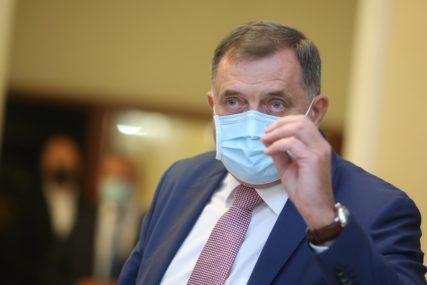 """DODIK U PODGORICI """"Mitropolit Amfilohije okupio srpski narod"""""""