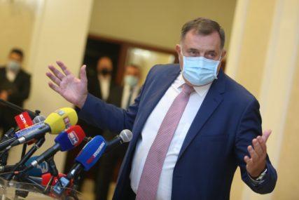 PITANJE OPRAVDANOSTI DALJEG ANGAŽMANA U BiH Dodik: Predložiću da Parlament Srpske razmatra rad OHR