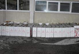 """CIGARETE SKRIVALI MEĐU PAPRIKAMA Tokom  pretresa """"mercedesa"""" policija pronašla 40.000 paklica"""