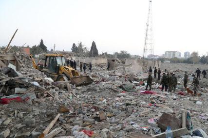 BROJ ŽRTAVA POVEĆAN NA 673 Ne smiruju se borbe u Nagorno-Karabahu, poginulo još 40 VOJNIKA