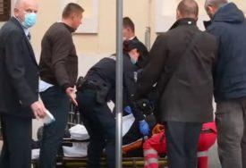 """RANJENI POLICAJAC NIJE ŽIVOTNO UGROŽEN """"Operacija se odužila, jer su ljekari nastojali da mu spase ruku"""""""
