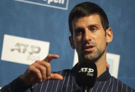 ANALIZA ATP Đoković je trenutno najbolji teniser