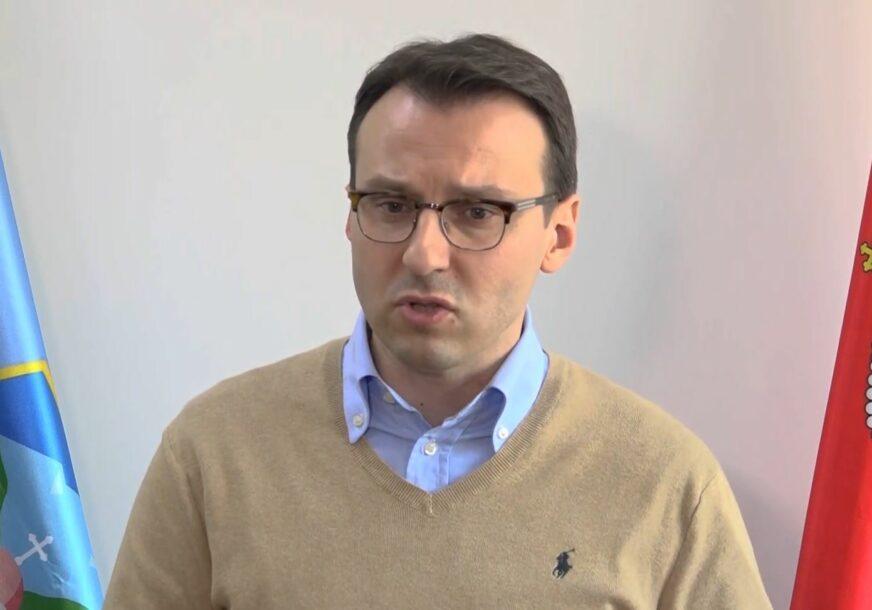 """Petković o dešavanjima na Kosovu """"Srpski narod neće nijemo posmatrati ono što se dešava"""""""