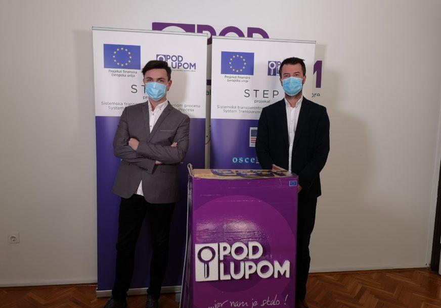 """TRGOVINA MJESTIMA U BIRAČKIM ODBORIMA Koalicija """"Pod lupom"""" zabilježila brojne predizborne nepravilnosti"""