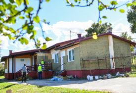BOLJI USLOVI ZA NASTAVU Škola u Drakuliću dobija novu fasadu i stolariju