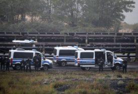 DEAKTIVIRANA EKSPLOZIVNA NAPRAVA Bomba pronađena u regionalnom vozu
