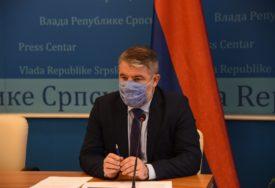 PREVENTIVNE MJERE Šeranić: Od prvog novembra počinju serološka ispitivanja