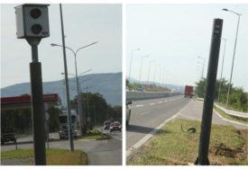 NOVE MUKE ZA VOZAČE Kamera postavljena i NA ULAZU u Banjaluku, radar ponovo vreba na STAROM MJESTU (FOTO)