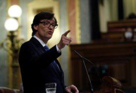 JEDNO OD NAJVEĆIH ŽARIŠTA KORONE U EVROPI Španski parlament produžio vanredno stanje za ŠEST MJESECI