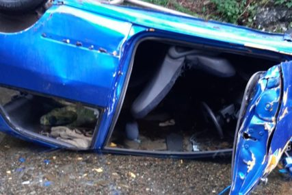 POZNAT IDENTITET NASTRADALOG SUVOZAČA Nakon teške nesreće kod Teslića vozač pronađen PIJAN kod kuće