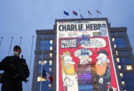 PODSTICAO TERORISTIČKE ZLOČINE Uhapšen muškarac zbog pohvale napada kod Pariza
