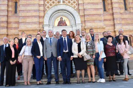 """""""SAZRELO VRIJEME ZA PROMJENE U BANJALUCI"""" Šarović pozvao na podršku Stanivukoviću"""
