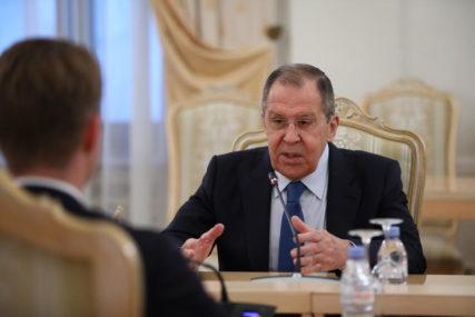 """EFEKAT AFERE """"NAVALJNI"""" Lavrov: Ubrzano pogoršanje odnosa između Brisela i Moskve"""
