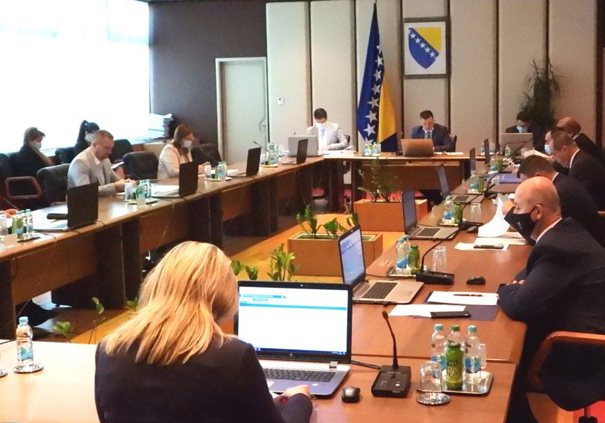 MILIJARDE EVRA ZA ZAPADNI BALKAN Savjet ministara BiH podržao regionalne saobraćajne projekte