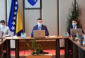U JUNU TRI PUTA VIŠE MIGRANATA NEGO U MAJU Savjet ministara BiH obavijestio Predsjedništvo o stanju migracija