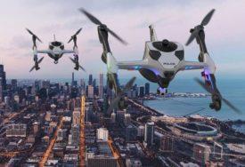 PREDSTAVLJEN SPECIJALNI DRON Leti brzinom 225 kilometara na čas i puni se dok je u vazduhu (VIDEO)
