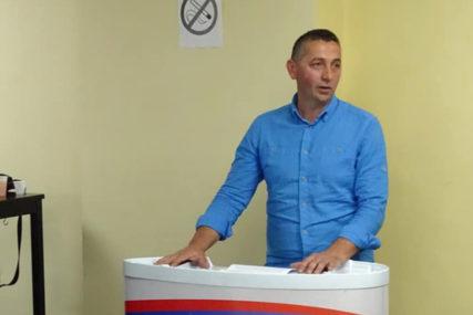 SDS OPTUŽUJE PDP DA ŠURUJE SA SNSD Koalicioni partneri zaratili u Ljubinju